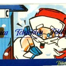 Tarjetas telefónicas de colección: TARJETA TELEFÓNICA NUEVA PRECINTADA. PAPÁ NOEL. Lote 269839968