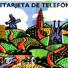 Tarjetas telefónicas de colección: TARJETA TELEFONICA NUEVA. Lote 269841963