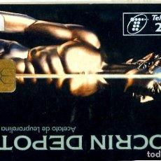 Tarjetas telefónicas de colección: PROCRIN DEPORT 12 / 95 - P 167 - USADA 1ª CALIDAD - A566. Lote 269852503