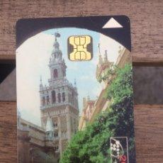 Tarjetas telefónicas de colección: TARJETA TELEFÓNICA VISITA PAPA JUAN PABLO II A ESPAÑA 1993. Lote 283467943