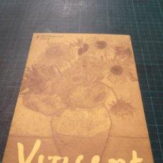 Tarjetas telefónicas de colección: VINCENT VAN GOGH. Lote 295284928