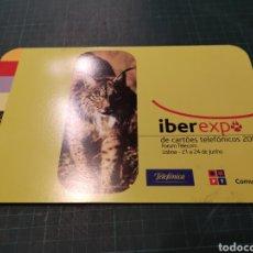 Tarjetas telefónicas de colección: IBEREXP. Lote 295306308
