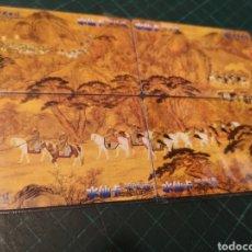 Tarjetas telefónicas de colección: ESCENA CLÁSICA CHINA. Lote 295691073