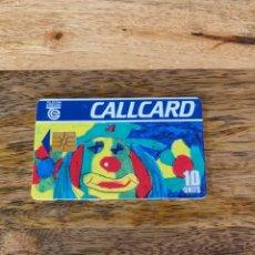 Tarjetas telefónicas de colección: TARJETA CALLCARD IRLANDA - 1994. Lote 295858718