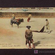 Tauromaquia: POSTAL DE TOROS: BANDERILLERO (PHOT.LACOUR). Lote 3095464