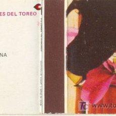 Tauromaquia: SERIE SUERTES DEL TOREO - 4-CHICUELINA - DIEGO PUERTA. Lote 3193632