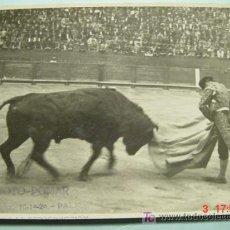 Tauromaquia: 1886 OCASION POSTAL TOROS TAUROMAQUIA PRINCIPIOS SIGLO XX PRECIOSA COSAS&CURIOSAS. Lote 4264446