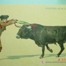 Tauromaquia: 1914 OCASION POSTAL TOROS TAUROMAQUIA PRINCIPIOS SIGLO XX PRECIOSA COSAS&CURIOSAS. Lote 3547108