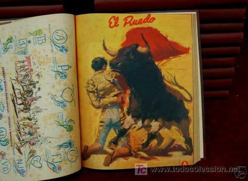 Tauromaquia: EL RUEDO (1/601). ¡¡ IMPRESIONANTE COLECCION A PRECIO DE GANGA !! - Foto 3 - 26459464