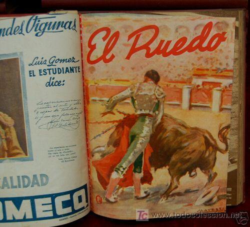 Tauromaquia: EL RUEDO (1/601). ¡¡ IMPRESIONANTE COLECCION A PRECIO DE GANGA !! - Foto 4 - 26459464