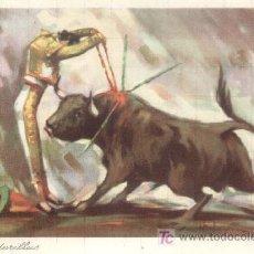 Tauromaquia - POSTAL TOROS = BANDERILLAS = 1930 - 14051568