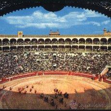 Tauromaquia: POSTAL PLAZA DE TOROS.SALIDA DE LA CUADRILLA. ESCRITA EN 1963. BEASCOA. Lote 24621156