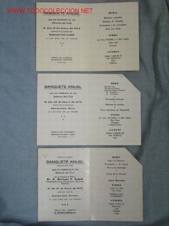CLUB COCHERITO DE BILBAO (Coleccionismo - Tauromaquia)