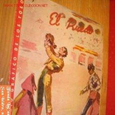 Tauromaquia: EL RUEDO - SEMANARIO GRAFICO DE LOS TOROS- Nº 828 MAYO 1960. Lote 2195350