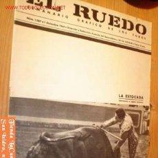 Tauromaquia: EL RUEDO - SEMANARIO GRAFICO DE LOS TOROS- Nº 1067 DICIEMBRE 1964. Lote 2195410