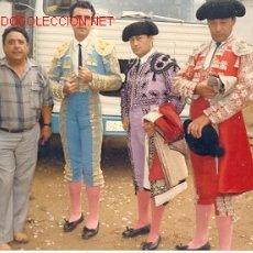 Tauromaquia: FOTOGRAFIA DEL TORERO ORTEGA CANO. Lote 2256981
