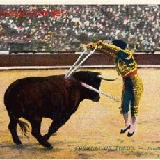 Tauromaquia - Corrida de toros. Banderillas - 20667539