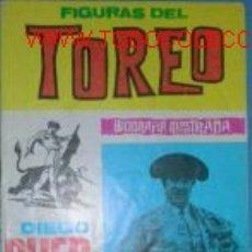 Tauromaquia: DIEGO PUERTA. BIOGRAFIA ILUSTRADA. FIGURAS DEL TOREO.. Lote 2790699