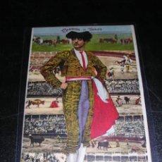 Tauromaquia: POSTAL CORRIDA DE TOROS. Lote 10044845