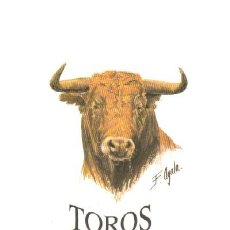 Tauromaquia: TOROS I (TO-219). Lote 20460319