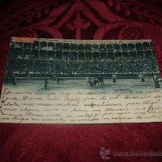 Tauromaquia: POSTAL CORRIDA DE TOROS -GUERRITA DESCABELLANDO,378 HAUSER Y MENET-MADRID 1902. Lote 13361126