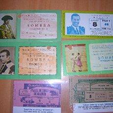 Tauromaquia: ENTRADA DE LA DESPEDIDA DE ANTONIO BIENVENIDA. Lote 27574837