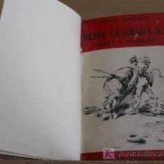 Tauromaquia: DESDE LA GRADA 8ª (TOROS Y TOREROS). BOLLAIN (ADOLFO). Lote 26854902