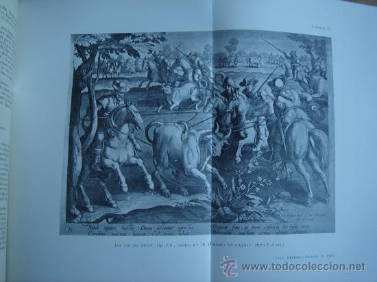 Tauromaquia: LOS VIAJEROS EXTRANJEROS Y LA FIESTA DE TOROS (SIGLOS XVI A XVIII). 1957. EJEMPLAR NUMERADO DE 200. - Foto 3 - 27188211