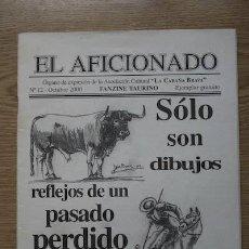 Tauromaquia: EL AFICIONADO. Nº 12. OCTUBRE 2000.