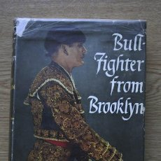 Tauromaquia: BULLFIGHTER FROM BROOKLYN. THE AUTOBIOGRAPHY OF... FRANKLIN (SIDNEY). Lote 18621926