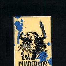 Tauromaquia: CUADERNOS TAURINOS - NÚMERO 2 - DIPUTACIÓN PROVINCIAL DE VALENCIA, 1985. Lote 27204006