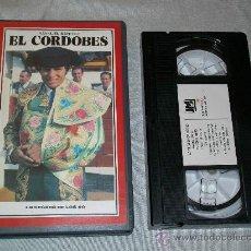 Tauromaquia: MANUEL BENÍTEZ - EL CORDOBES - LA DECADA DE LOS 60 - VHS. Lote 26469314