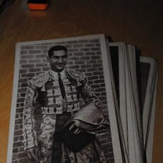 Tauromaquia: LOTE DE 69 POSTALES DE TOREROS. AÑO 1945. EDICIONES LARRISAL. MADRID. Lote 27163865