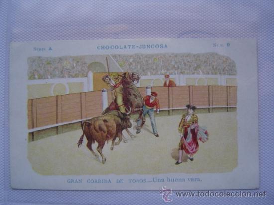 Tauromaquia: Cromos - Colección GRAN CORRIDA DE TOROS - Del número 10 al 25 - - Muy difíciles - Foto 2 - 26632927
