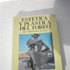 Tauromaquia: COLACCION DE TAUROMAQUIA ESTETICA Y PLASTICA DEL TOREO. Lote 23707736