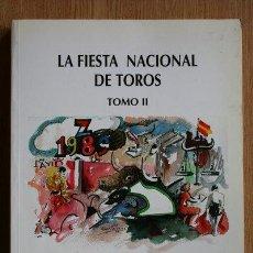 Tauromaquia: FIESTA NACIONAL DE TOROS (LA). . Lote 23867481