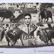 Tauromaquia: JAIME OSTOS, TORERO. CORRIDA DE TOROS. CHAPRESTO N° 182. Lote 26441229
