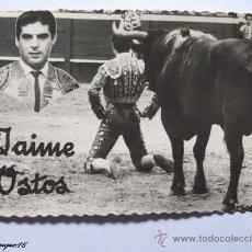 Tauromaquia: JAIME OSTOS, TORERO. CORRIDA DE TOROS. CHAPRESTO N° 191. Lote 26441230