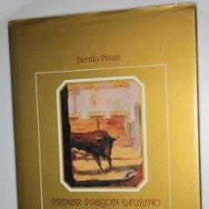 Tauromaquia: FERIA DE JEREZ 1986 PREGON-JUAN LARA. Lote 26746744