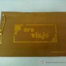 Tauromaquia: ALBUM DE TOROS ORO VIEJO,EDITADO POR D. ENRIQUE ASIN CORMAN ZARAGOZA 1992. Lote 28871393