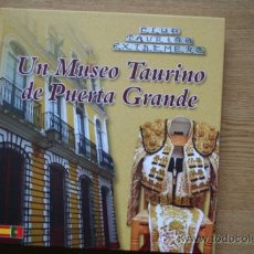 Tauromaquia: CLUB TAURINO EXTREMEÑO. UN MUSEO TAURINO DE PUERTA GRANDE.. Lote 29711583