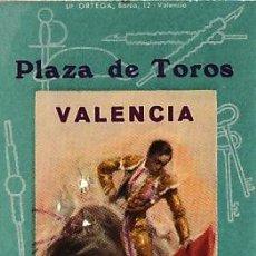 Tauromaquia: ENTRADA PLAZA DE TOROS VALENCIA - 30 JULIO 1964 - ET1861. Lote 30231742
