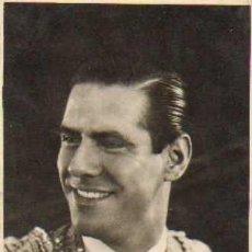 Tauromaquia: TOROS. TORERO: MARIO CABRE. 9X14 CM. CA. 1960. Lote 31618579