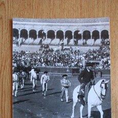 Tauromaquia: REAPARICIÓN DE JUAN BELMONTE (NO TOREABA DESDE 1921) COMO REJONEADOR EN CORRIDA ORGANIZADA.... Lote 31979535