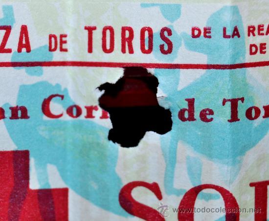Tauromaquia: DE TOROS DE MUERTO, JUEGO Y RITO. ANTONIO ORDOÑEZ. EDICIÓN DE LUJO. Nº 70 DE 100 EJEMPLARES - Foto 12 - 32300605