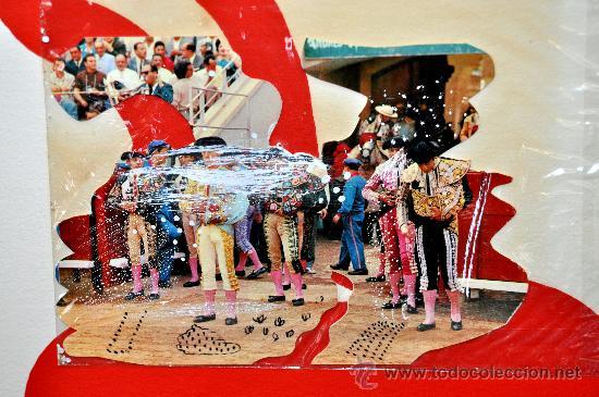 Tauromaquia: DE TOROS DE MUERTO, JUEGO Y RITO. ANTONIO ORDOÑEZ. EDICIÓN DE LUJO. Nº 70 DE 100 EJEMPLARES - Foto 9 - 32300605