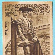 Tauromaquia: RAFAEL GONZALEZ MACHAQUITO. ALBUM BIOGRAFICO TAURINO EDICIONES LARRISAL. CURRO MELOJA 1945. Lote 33899823