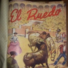 Tauromaquia: REVISTA EL RUEDO. 1946. Nº 80 AL 105. MARTIN VAZQUEZ, LUIS MIGUEL DOMINGUIN. Lote 34417820