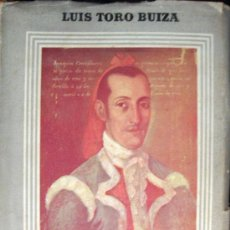 Tauromaquia: LUÍS TORO. SEVILLA EN LA HISTORIA DEL TOREO. Lote 34861570