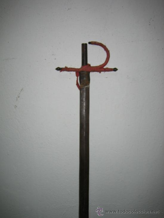 Tauromaquia: Estoque antiguo de torero 98 cm - Foto 2 - 35493939